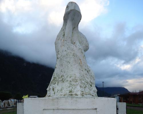 Imagen del monumento Ausencia