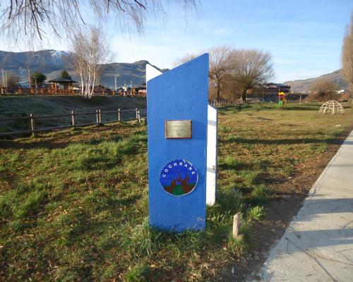 Imagen del monumento PLaza De Juegos Infantiles Nick Wellings
