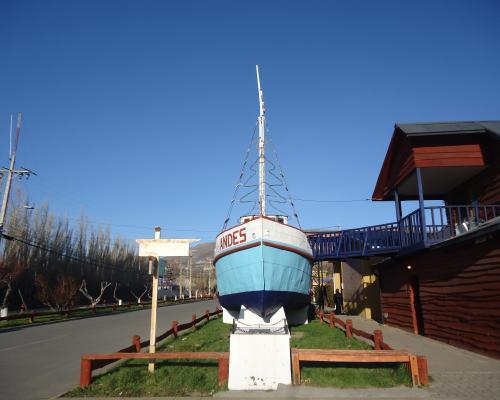 Imagen del monumento Barco AnDes