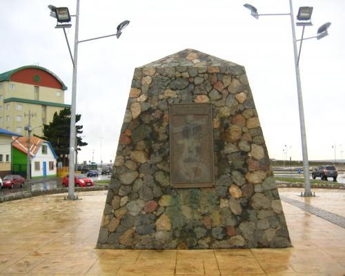 Imagen del monumento Mauricio Braun H.