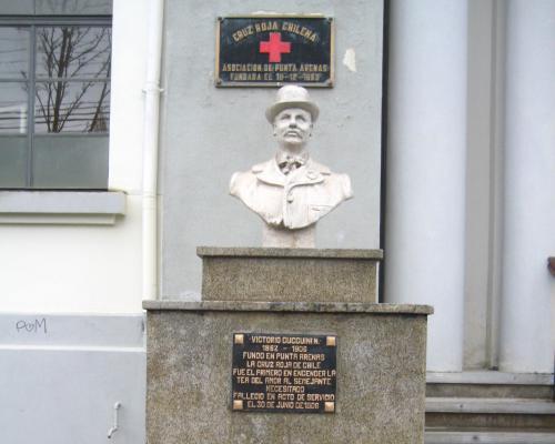 Imagen del monumento Victorio Cuccuini N.