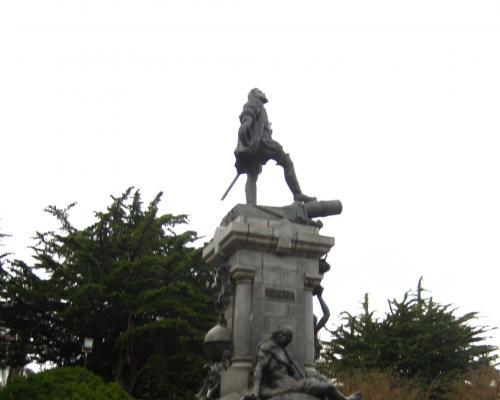 Imagen del monumento Hernando De MagalLanes