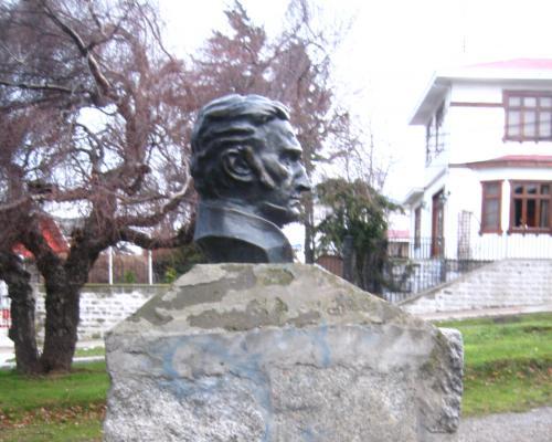 Imagen del monumento José G. Artigas
