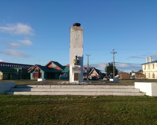 Imagen del monumento Capitán Ignacio Carrera Pinto Y La LLama De La Libertad