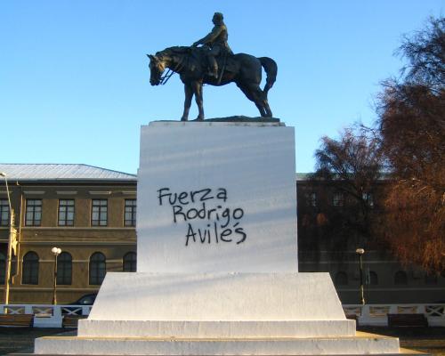 Imagen del monumento Manuel Bulnes
