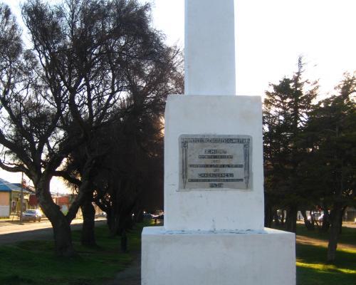 Imagen del monumento Punto Origen