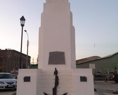 Imagen del monumento Juan Williams