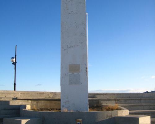 Imagen del monumento Inmigrantes Croatas