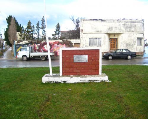 Imagen del monumento Mártires Obreros