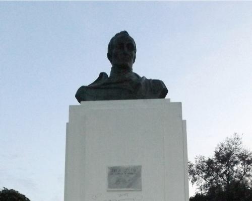Imagen del monumento Simón Bolívar