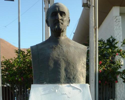 Imagen del monumento Juan Noé