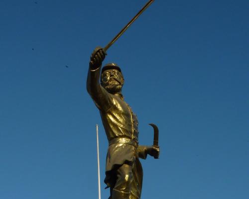 Imagen del monumento Gloria A La Infantería Chilena