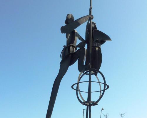 Imagen del monumento Homenaje a los 500 años Del Descubrimiento