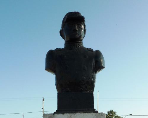 Imagen del monumento Julio Montt Salamanca