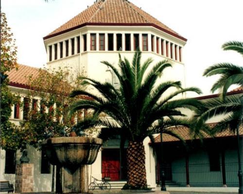 Imagen del monumento Plazuela del Instituto O´Higgins o plaza Santa Cruz de Triana