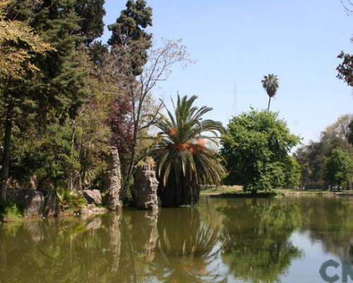 Imagen del monumento Sector Club Hípico y Parque O´ Higgins