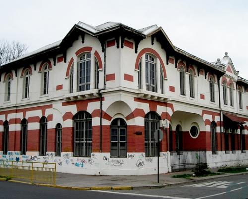 Imagen del monumento Conjunto Residencial calle Serrano