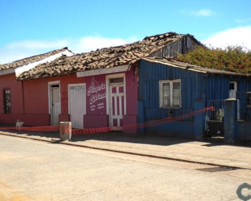 Imagen del monumento Casco histórico del pueblo de Cobquecura