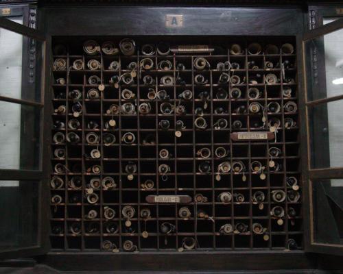 Imagen del monumento Colecciones del Museo de Anatomía