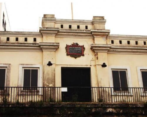 Imagen del monumento Sitio de Memoria Centro de Detención Cuartel Silva Palma (Fuerte Bueras Bajo)