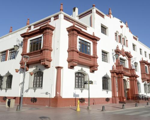 Imagen del monumento Centro Histórico de La Serena
