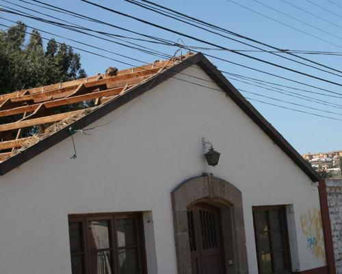 """Imagen del monumento ex Centro de Detención """"Casa del Buen Pastor"""""""