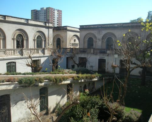 Imagen del monumento Cementerio Católico