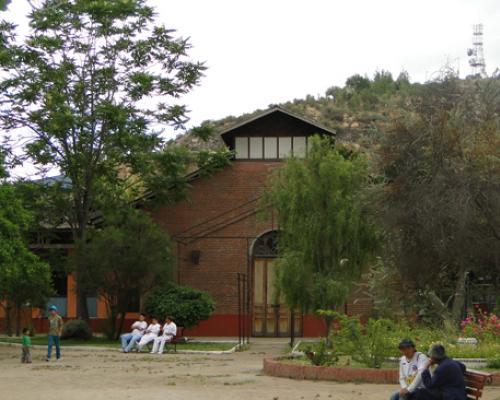 Imagen del monumento Teatro Grez y Lavandería del Institulo Psiquiátrico Dr. José Horwitz