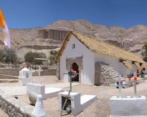 Imagen del monumento Iglesia San Pedro de Esquiña