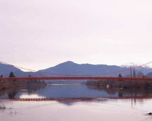 Imagen del monumento Puente Presidente Ibáñez