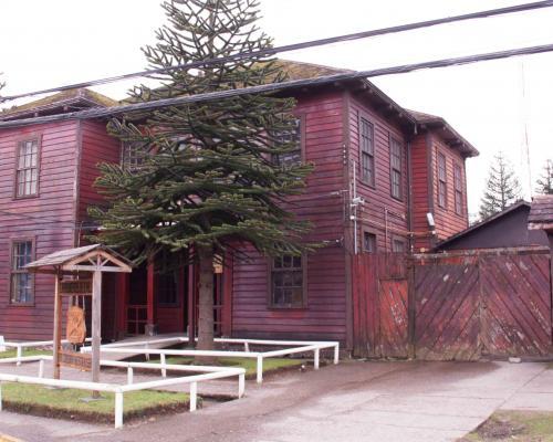 Imagen del monumento Oficina de Tierras y Colonización de Puerto Aisén