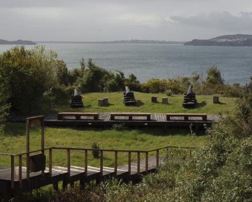 Imagen del monumento Fuerte Chaicura