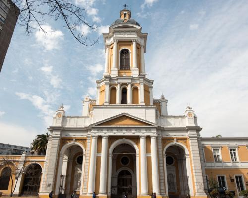 Imagen del monumento Iglesia Nuestra Señora de La Divina Providencia