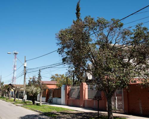 Imagen del monumento Sector del pueblo de Lo Espejo