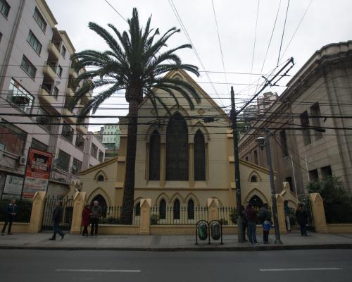 Imagen del monumento Iglesia Union Church