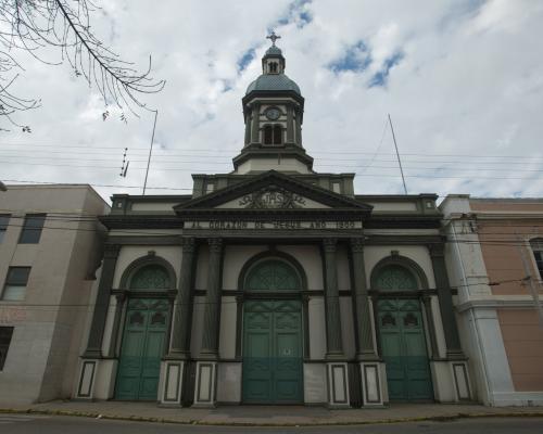 Imagen del monumento Iglesia La Compañía de Jesús