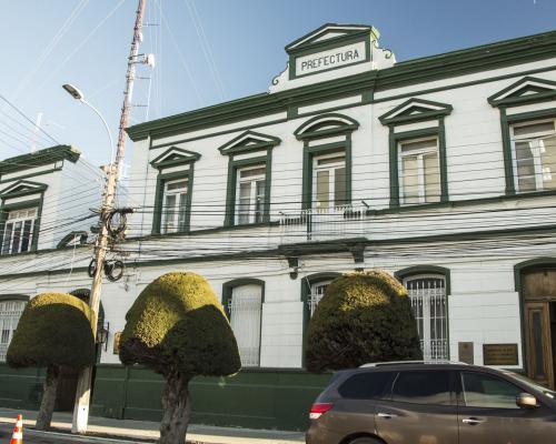 Imagen del monumento Penitenciaría local de Punta Arenas