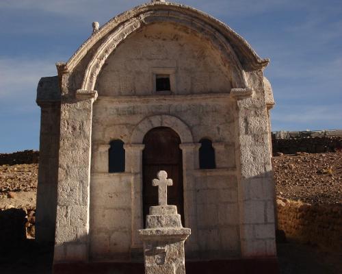 Imagen del monumento Iglesia San Martín de Tours de Chapoco