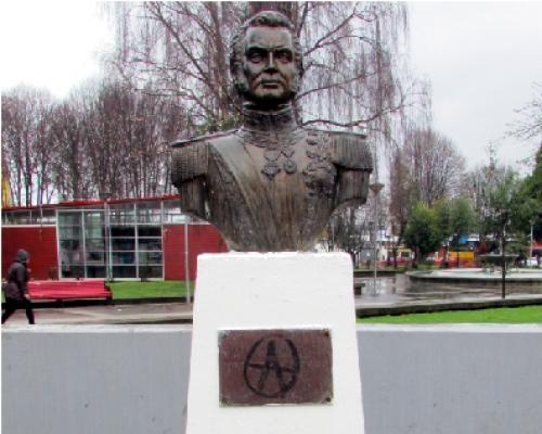 Imagen del monumento Bernardo O'Higgins Riquelme