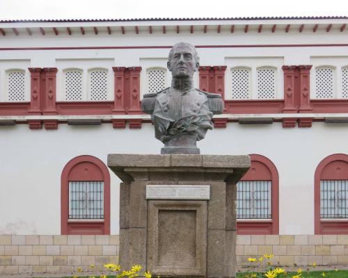 Imagen del monumento Gregorio Cordovez