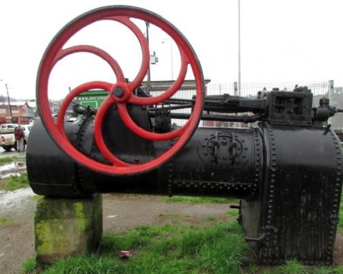 Imagen del monumento Locomóvil