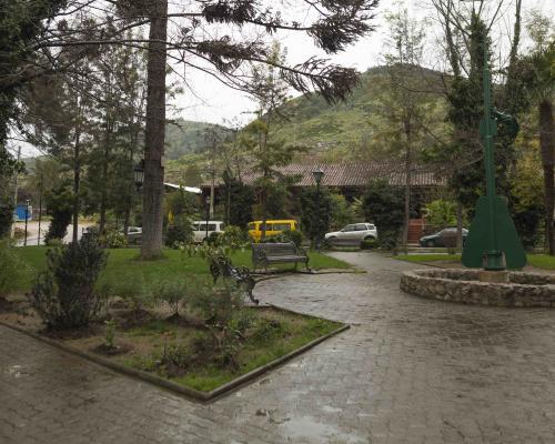 Imagen del monumento Centro histórico de Lolol