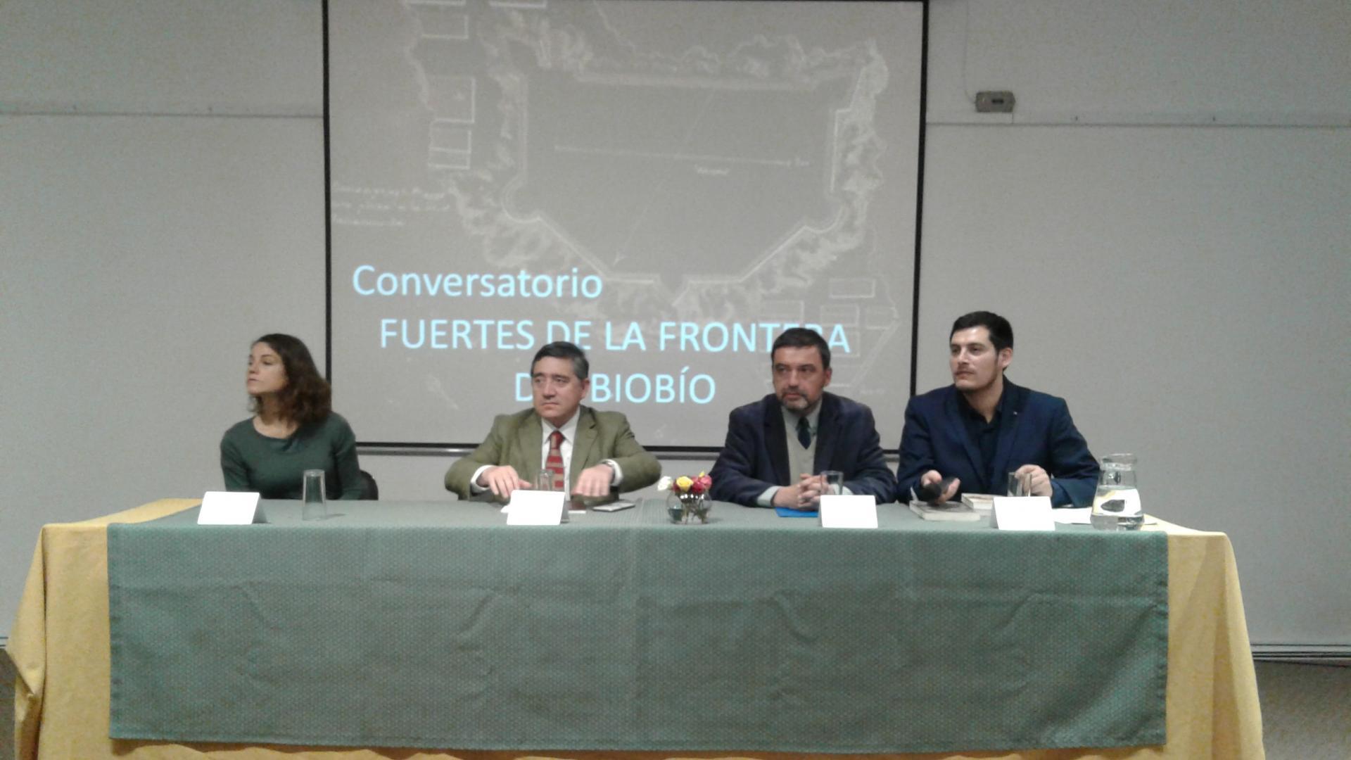 """Imagen de Conversatorio """"Fuertes de la Frontera del Biobío"""" pretende poner valor a la arquitectura defensiva de fines del siglo XIX"""