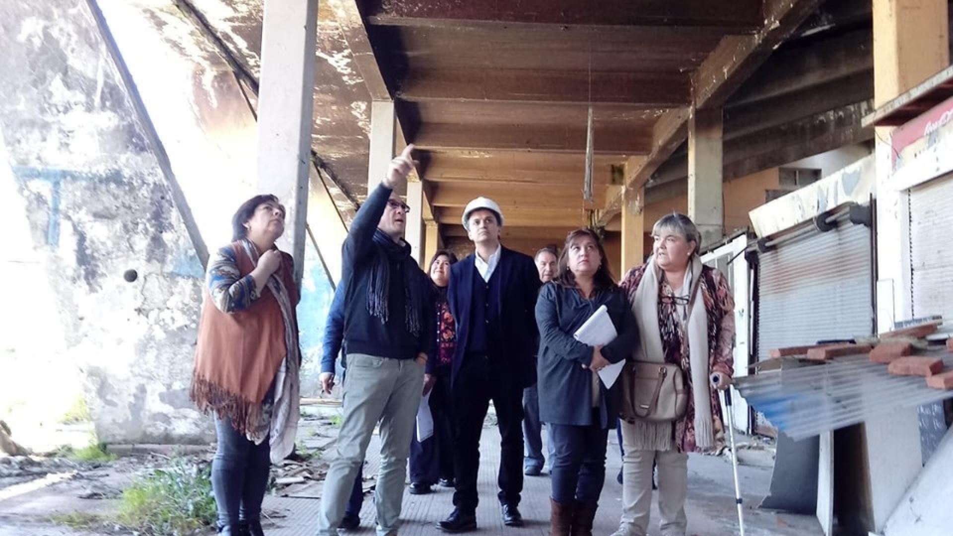 Imagen de Ministerio de las Culturas inicia labores de diagnóstico del Mercado Central de Concepción