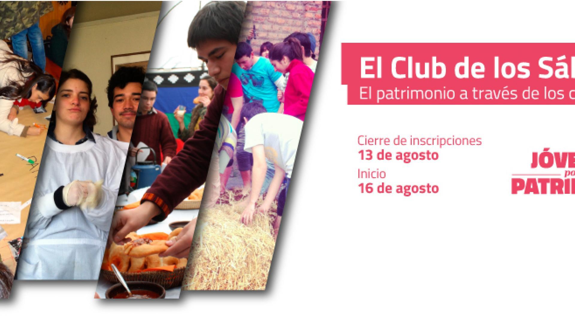 Imagen de Se abre convocatoria para  Club de los Sábados del segundo semestre