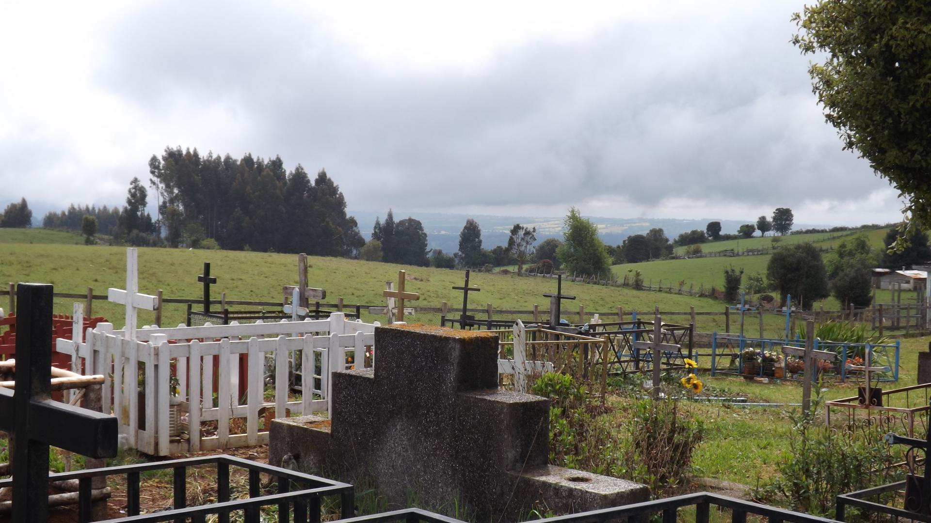 Imagen de Cementerio de Forrahue  se convierte en Monumento Histórico