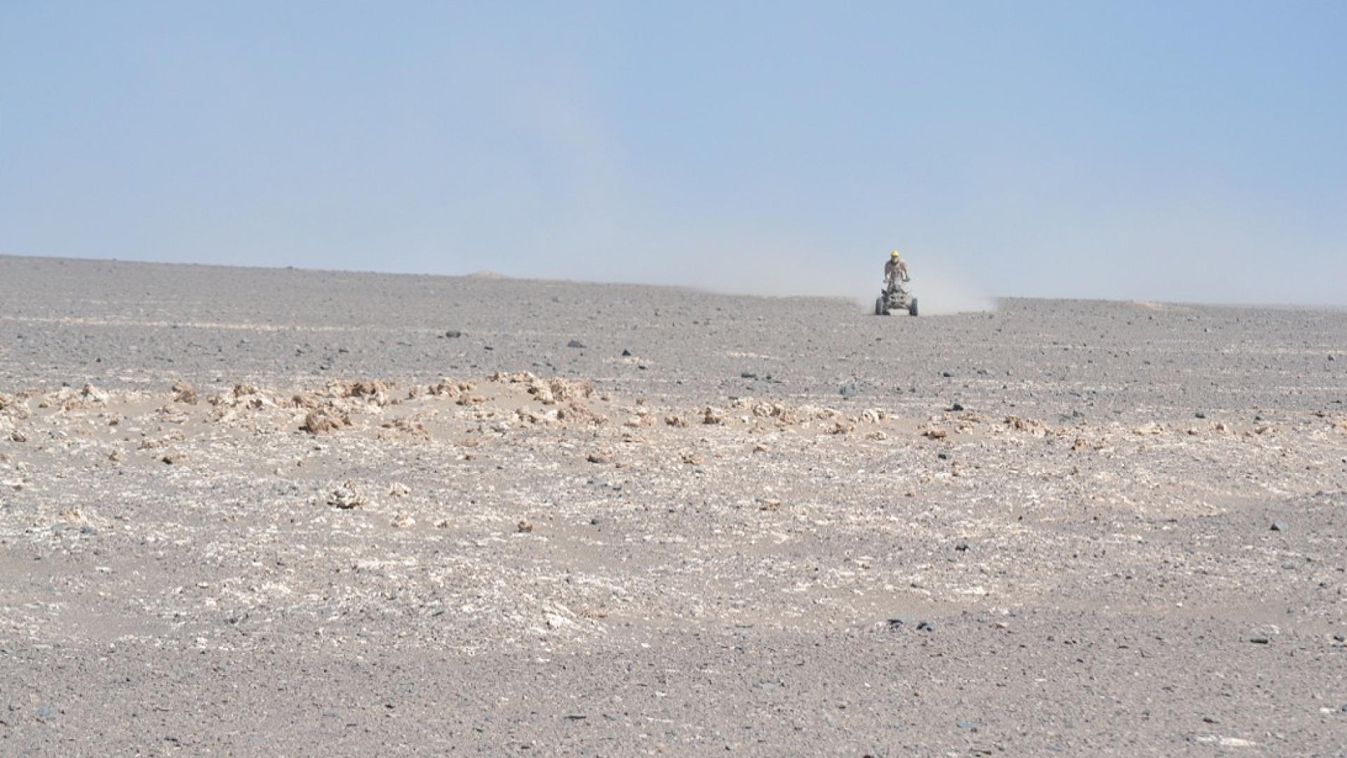 Imagen de Consejo de Monumentos Nacionales monitorea afectación a sitio arqueológico producido por competencia Dakar 2015
