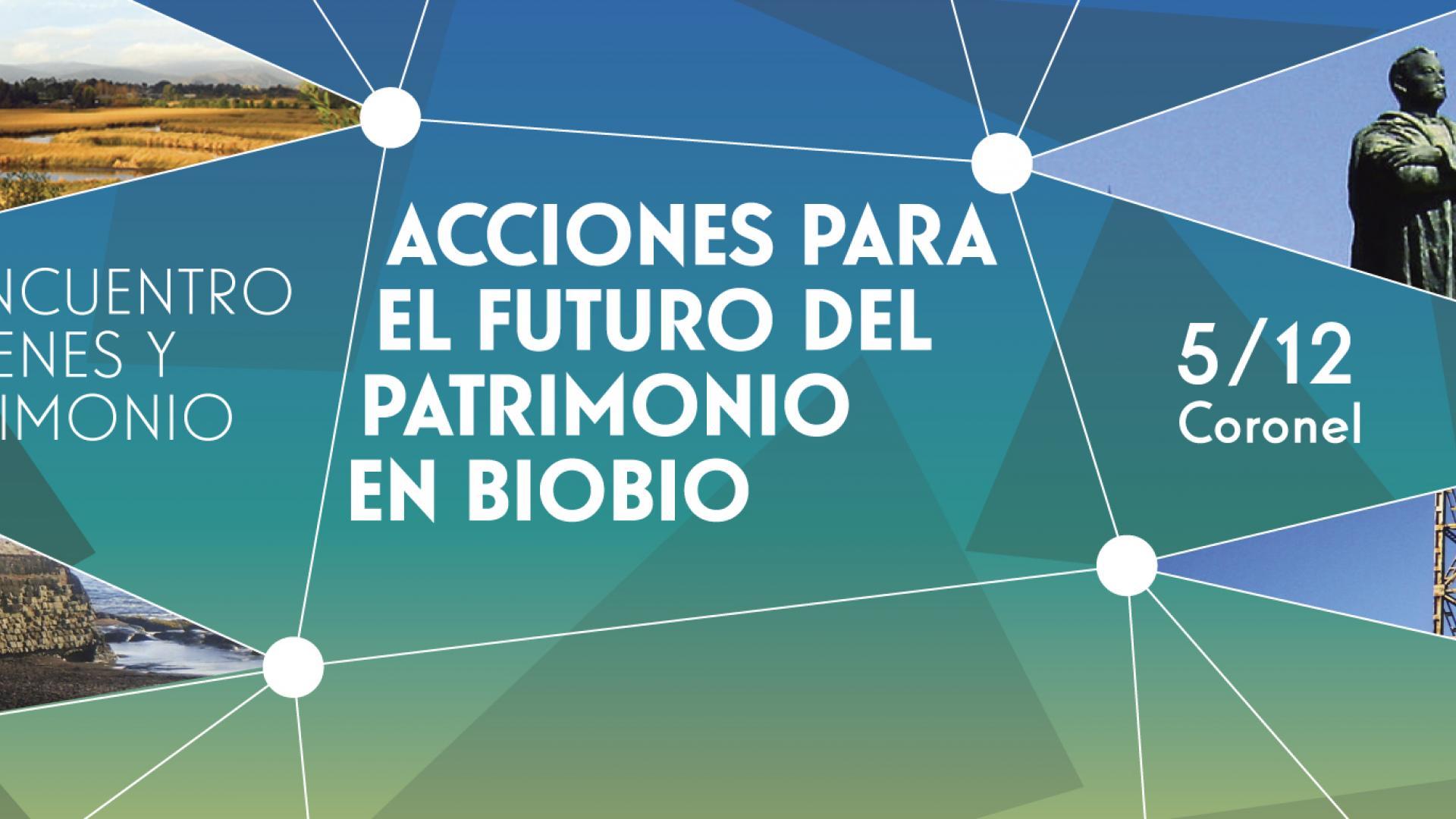 Imagen de Abiertas las postulaciones para el III Encuentro de Jóvenes y Patrimonio en Biobío