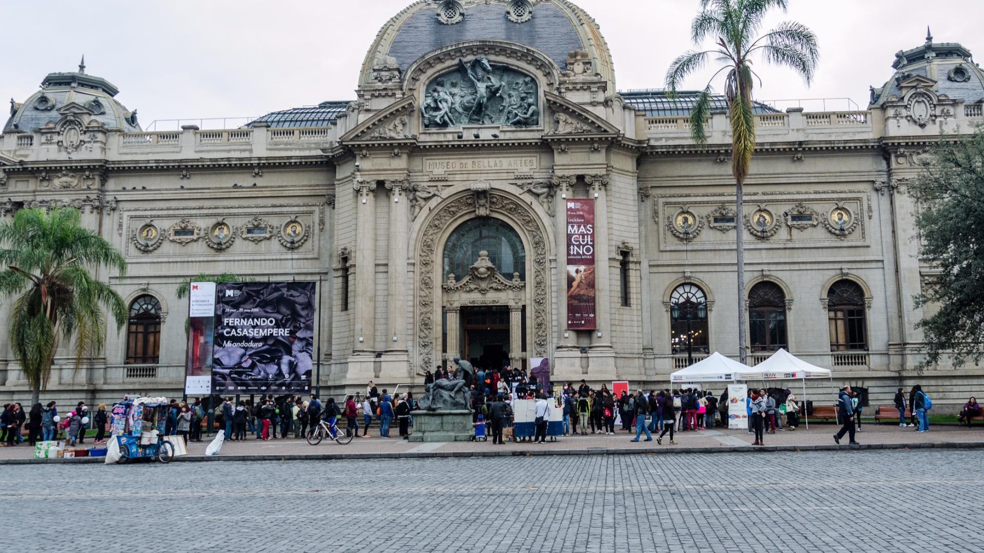 Imagen de Más de 700 mil personas celebraron el Día del Patrimonio Cultural en todo Chile