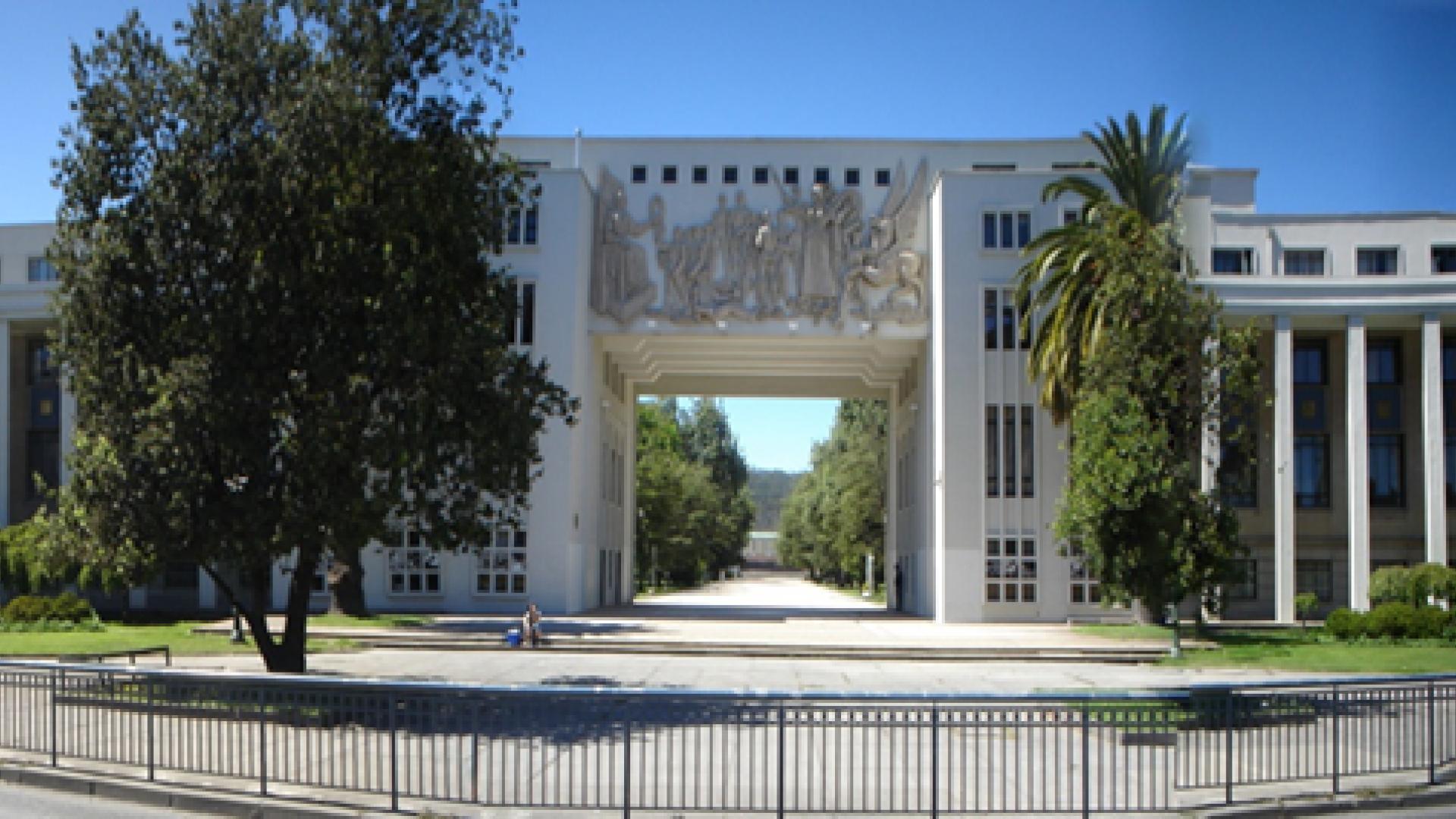 Imagen de Aprueban declaratoria como Monumento Histórico de Ciudad Universitaria en la Universidad de Concepción